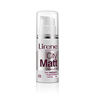 LIRENE Fluid City Matt Toffee