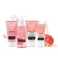NEUTROGENA® Visibly Clear® Pink Grapefruit