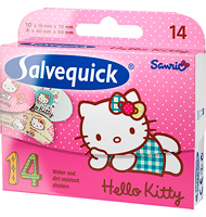 SALVEQUICK Opatrunek Hello Kitty