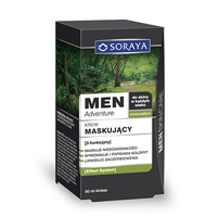 SORAYA MEN ADVENTURE Krem maskujący
