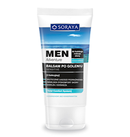 SORAYA MEN ADVENTURE Balsam po goleniu sensitive